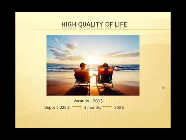 MMM Brief Presentation -