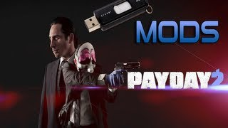 Repeat youtube video PayDay 2: How to mod EVERYTHING with USB [Works Online]