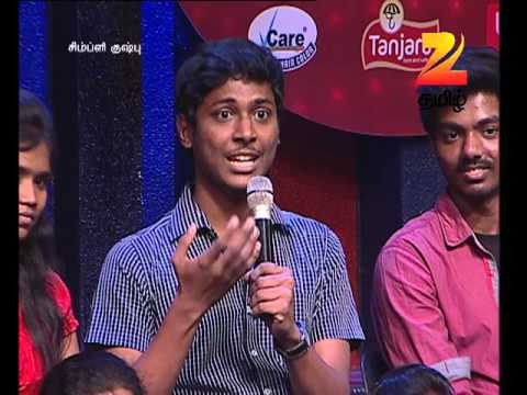 Simply Kushboo - Tamil Talk Show - Episode 17 - Zee Tamil TV Serial - Webisode