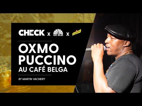 Youtube: Oxmo Puccino au Café Belga