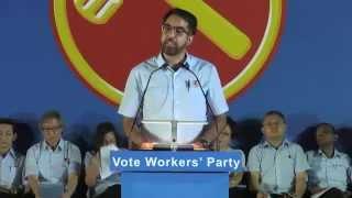 General Elections 2015 - 05.09.2015 - Pritam Singh