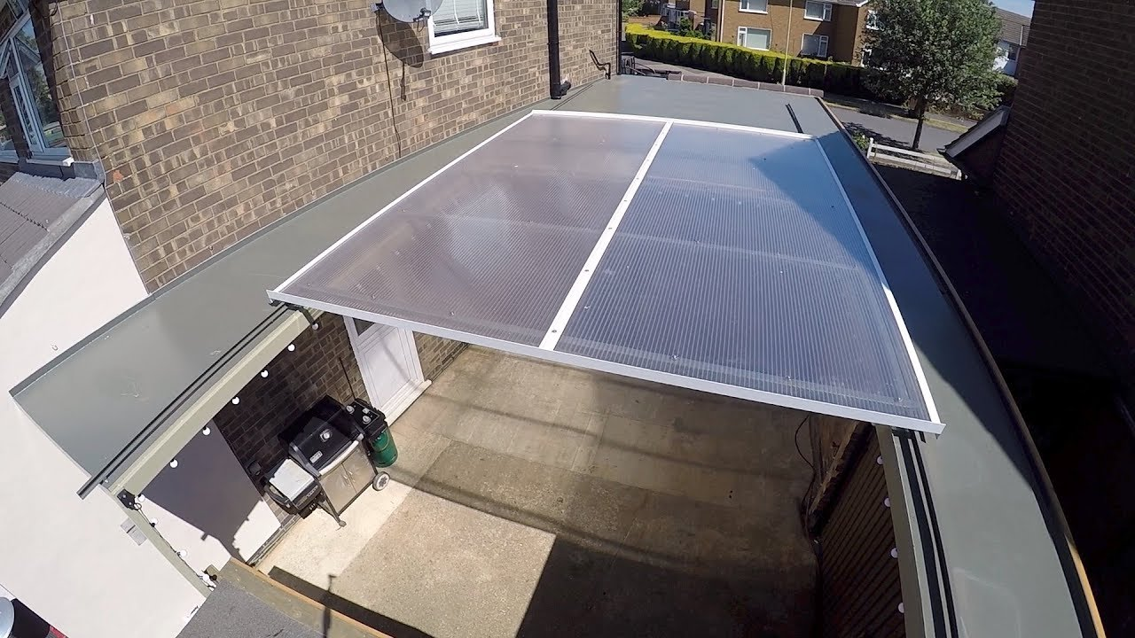 motorised retractable roof project super villain style