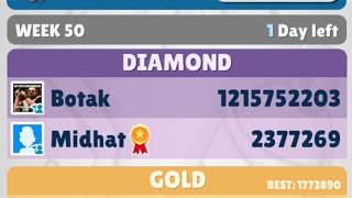 Over One Billion Points on Subway Surfers!?