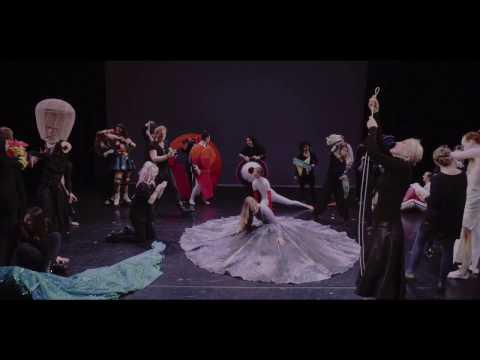 MA Costume Design for Performance 2017 teaser film