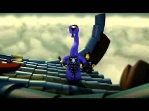 Lego NinjaGo xanh la phan4 tap6 Dung tin loai ran tieng Viet