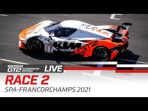 RACE 2   SPA   GT2 EUROPEAN SERIES 2021