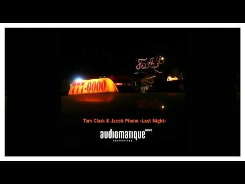 Tom Clark & Jacob Phono: Back In Time