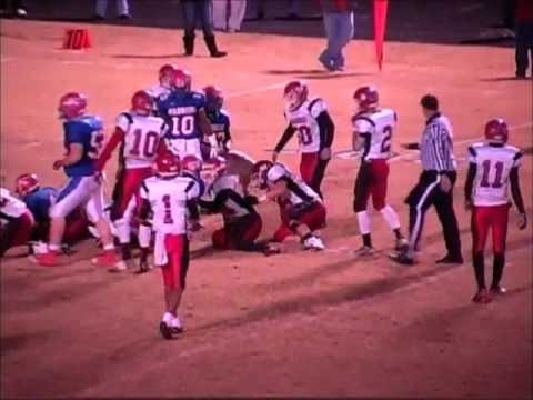 Perry Central team football highlights 2011