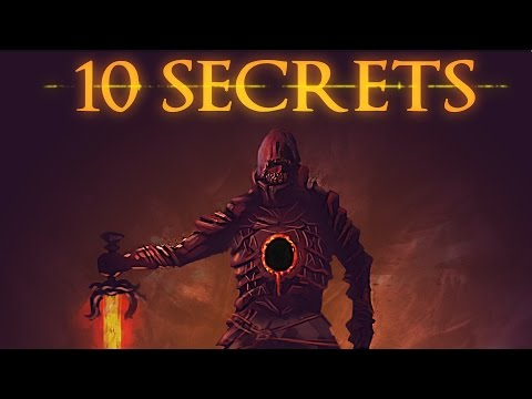 Dark Souls 3 DLC ► 10 Secrets Within The Ringed City