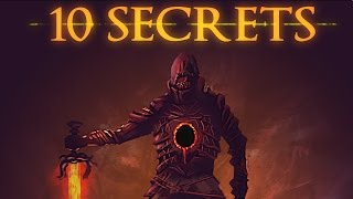 Dark Souls 3 DLC ► 10 Secrets Within The Ringed City