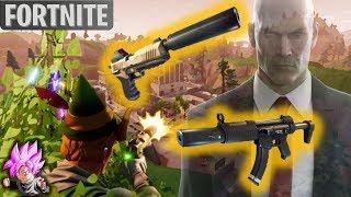 ON TEST LE MODE DISCRÉTION TOTALE ! (Fortnite Battle Royale Gameplay FR)