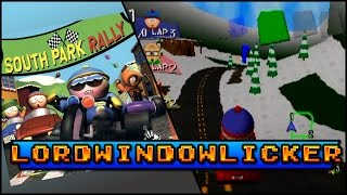 South Park Rally - Lordwindowlicker