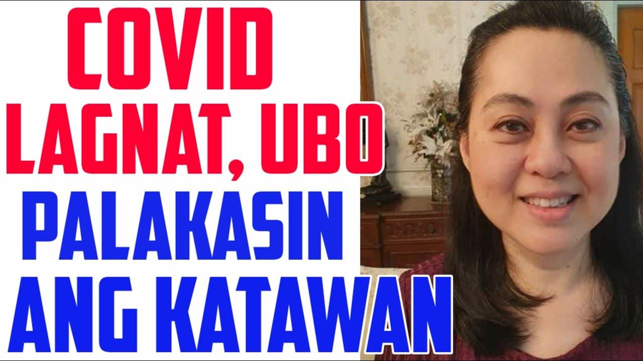 Covid, Lagnat, Ubo: Palakasin ang Katawan - Doc Liza Ramoso-Ong #350