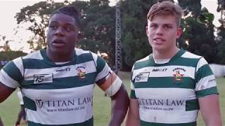 Highlights of Possibles XV vs Probables XV