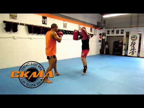 K-1 Kickboxing Private Training