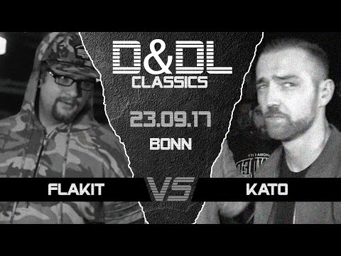 DU & DEINE LINES // BATTLE #0076 // Kato vs FlaKiT