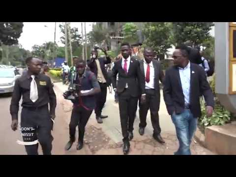 BOBI WINE - GOVERNMENT MUST PAY ME IN 20DAYS, 300MILLIONS OVER HIS COUNSELED SHOWS