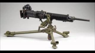 Japanese Type 92 Machine Gun Sound Effects