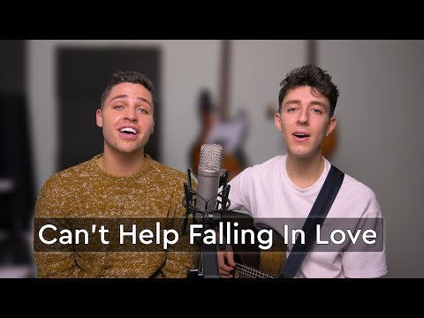 Can't Help Falling In love (Elvis Presley) - Jack and Joel