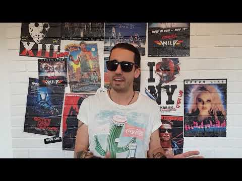 "Crazy Lixx - Danny's Favorite Guitar Solo on ""Forever Wild"" (Webisode 1) #RockAintDead"