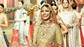 HUM TV PANTENE  BRIDAL COUTURE WEEK 2018