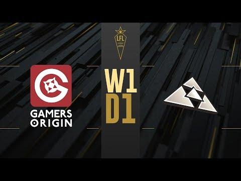 LFL été 2019 - GO vs aAa - W1D1