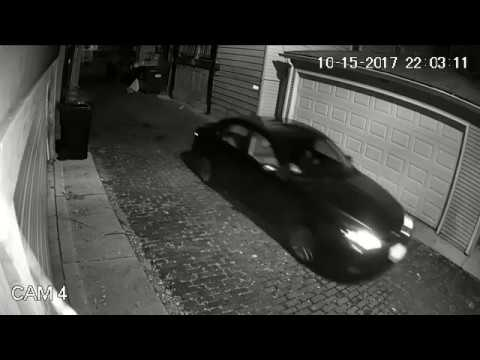 Armed Men In Lakeview Chicago Alley - October 15, 2017 10 p.m.