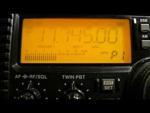 17745khz, Sudan Radio Service,Woofferton,G,Arabic(Juba).