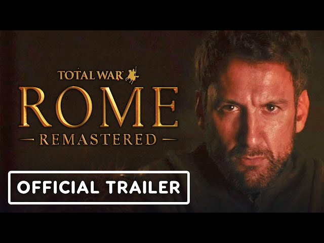 Total War: Rome Remastered (видео)