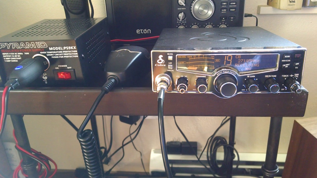 How to set up the radio 67
