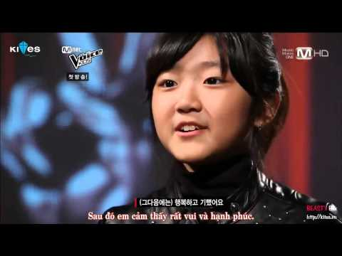 [Vietsub]The Voice Kids Ep 1 HD part 6/7