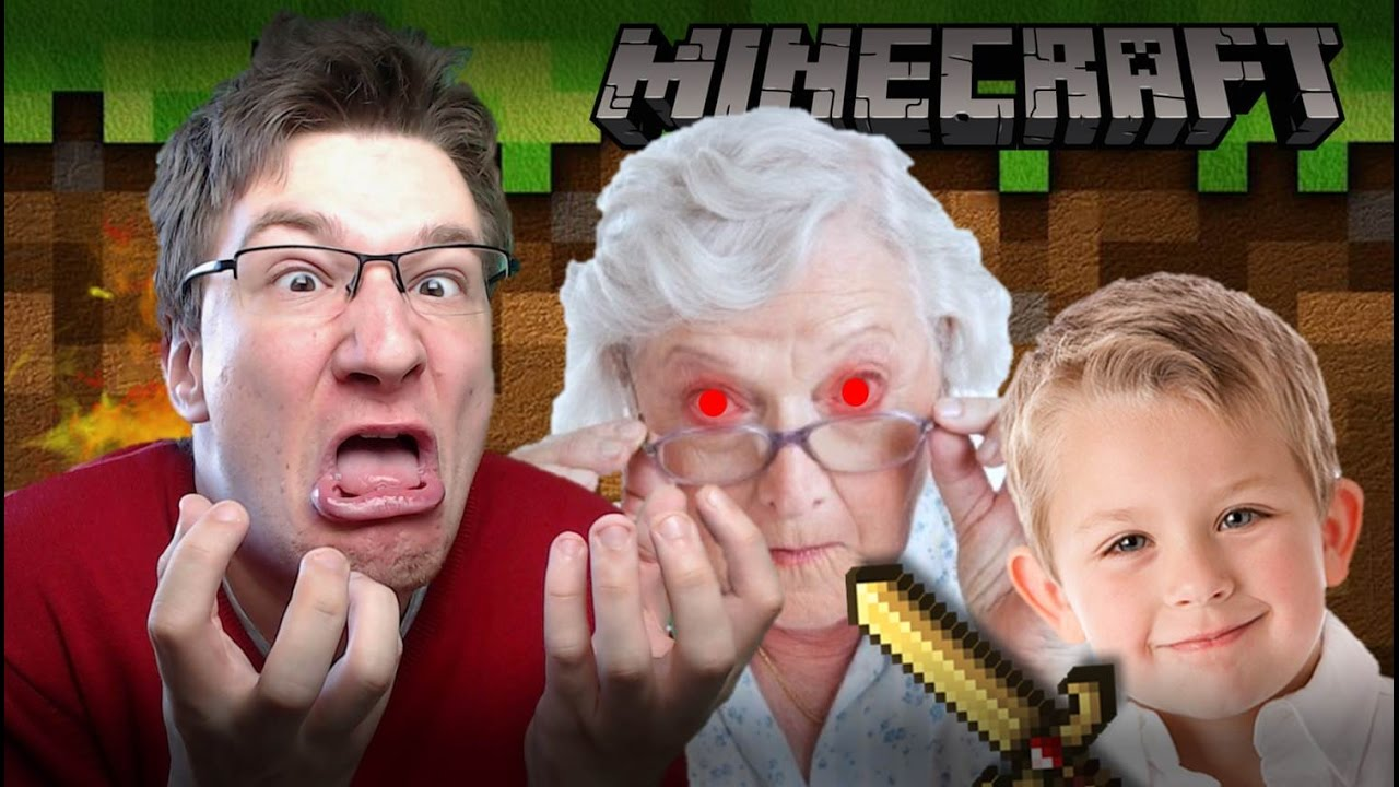 MAMIE VEUT ME COUPER INTERNET (Minecraft) - TITOUAN GAMING #4