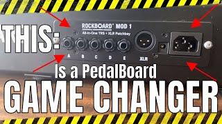 """How The Rockboard """"MOD 1"""" Revolutionized My Guitar Rig"""