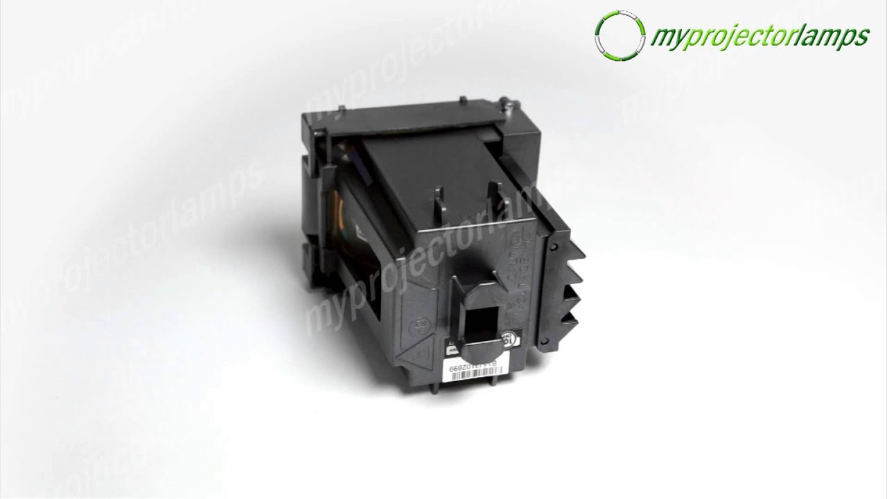 Genuine Original Replacement Bulb//lamp with OEM Housing for SANYO POA-LMP124 Projector Ushio Inside IET Lamps
