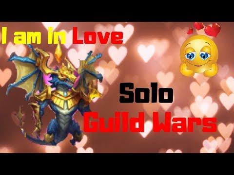 Zypherica Solo Guild Wars | Castle Clash