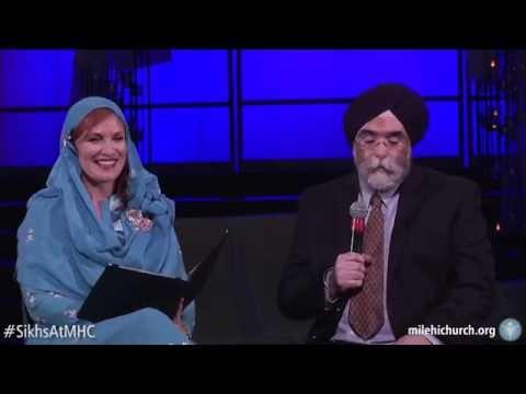 Sikh Faith Q and A with Dilpreet Jammu and Rev. Shannon O'Hurley