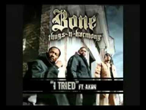 Bone Thugs Feat Akon I 2 Tried Instrumental