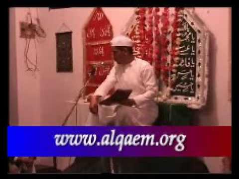 जौनपुर का मशहूर मर्सिया मीर अनीस के अंदाज़ में