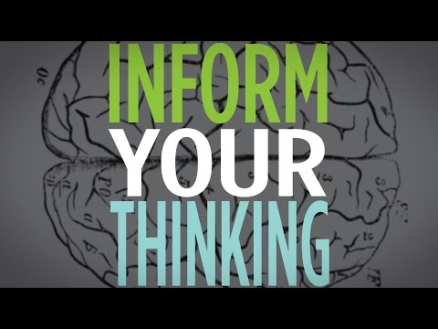 Inform Your Thinking: Episode 3 - Information Has Value