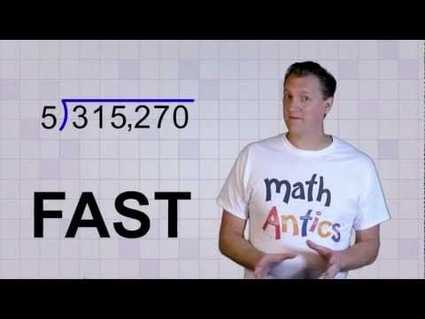 Math Antics - Long Division
