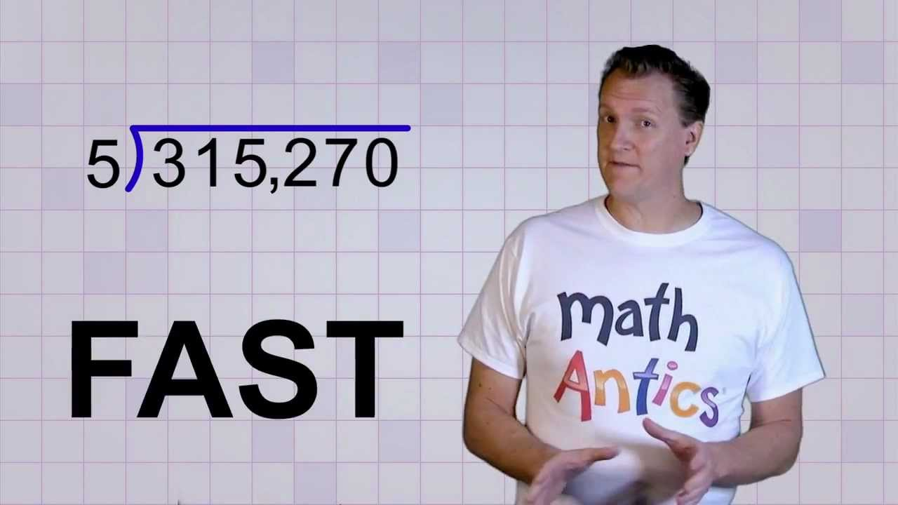 hight resolution of Math Antics - Long Division - YouTube