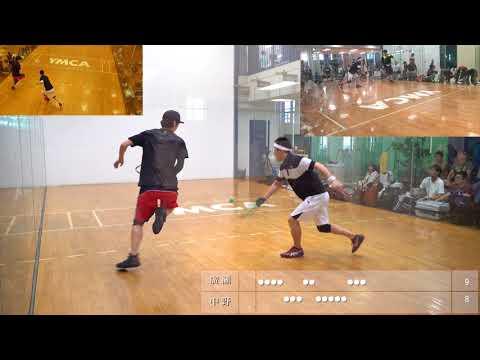 JapanOpen選手権大会 男子シングルス オープンクラス決勝