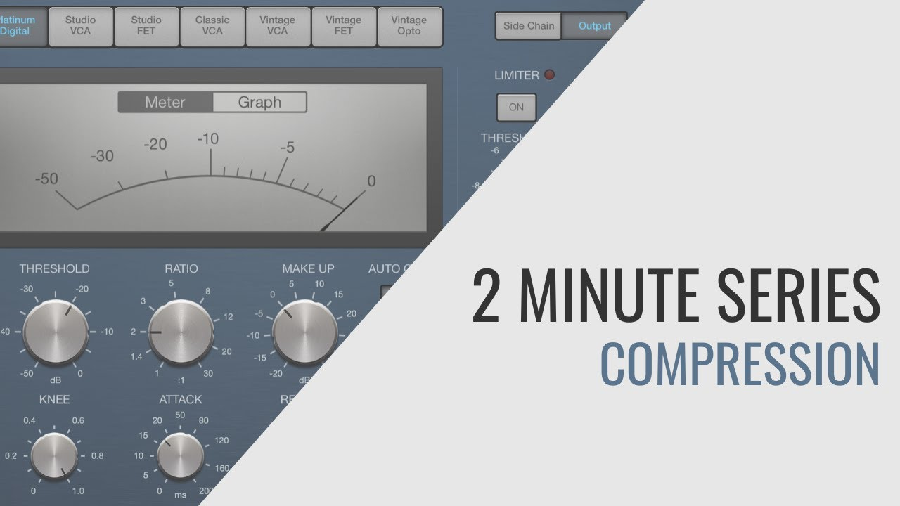 Music Production in 2 Minutes: Understanding Compression