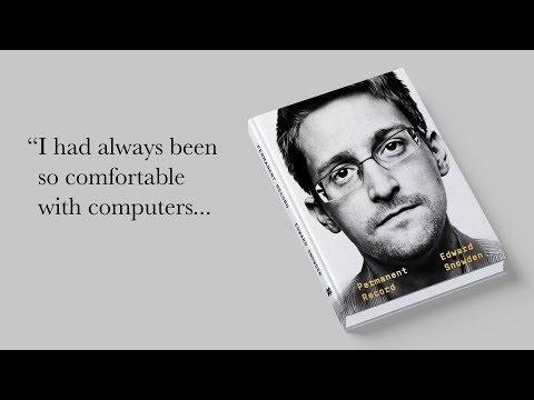 Edward Snowden - Permanent Record