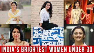 Not For Women Only | The 5 Women Featured In Forbes India 30 Under 30 List