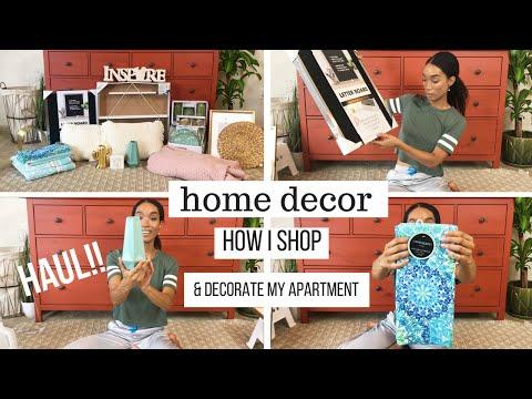 AFFORDABLE HOME DECOR HAUL 2018 // Ikea, Ross, Homegoods, & Marshalls // Jessica Tull