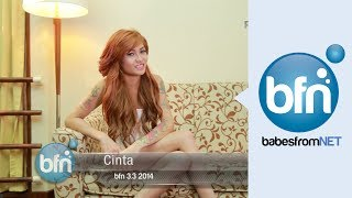 Cinta Anghua-BFN 3.3 2014: The Sexiest & Most Sporty Babes!