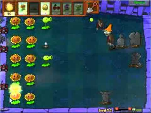 Plants vs Zombies HD Hacked