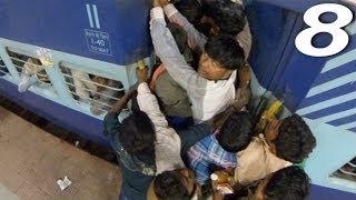 Индия онлайн: Как бесплатно попасть в индийский поезд и проехать 14 часов.