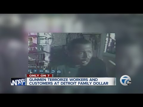 Detroit police search for suspects after Family Dollar robbed twice in last week